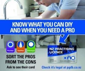 licensed plumber gasfitter