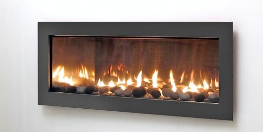 gas heating for your home - gas fires