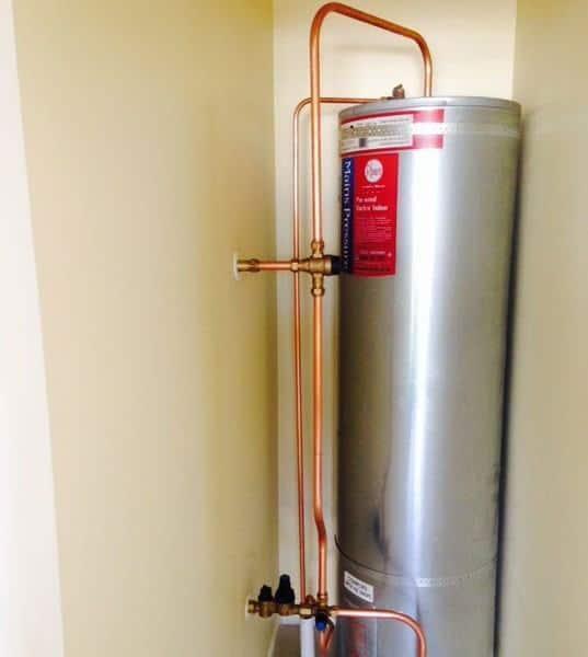 Mains Pressure Hot Water Cylinders - Regency Plumbing