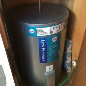 low pressure hot water cylinder
