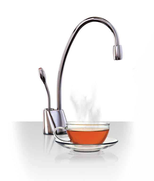 Hot Water Taps - Instant Boiling Water - Plumbing Services