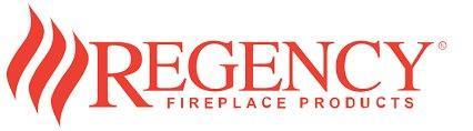 REGENCY FIRES LOGO IN RED